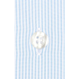 CHEMISE MOUSQUETAIRE RAYEE BLEU CLAIR