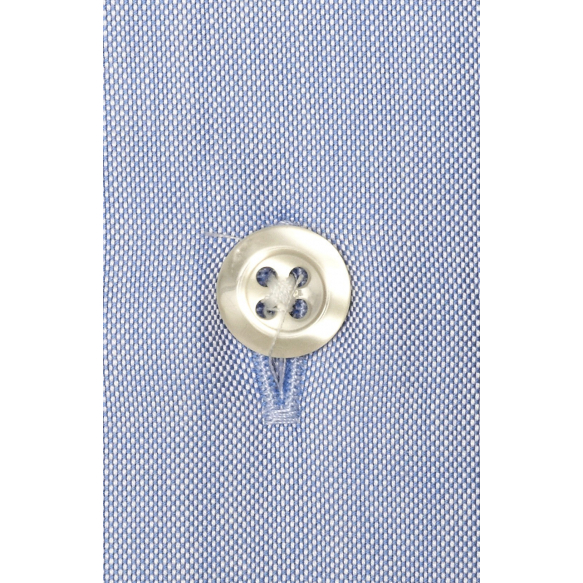 EXTRA-SLIM DARK BLUE SHIRT