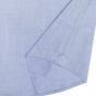 PREMIUM BLUE HERRINGBONE SHIRT