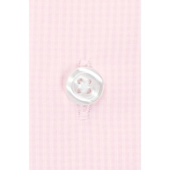 Pink Check Shirt