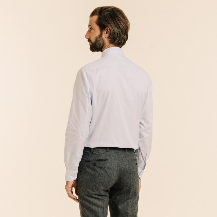 Light-Blue Shirt