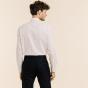 Premium classic fit twill white shirt