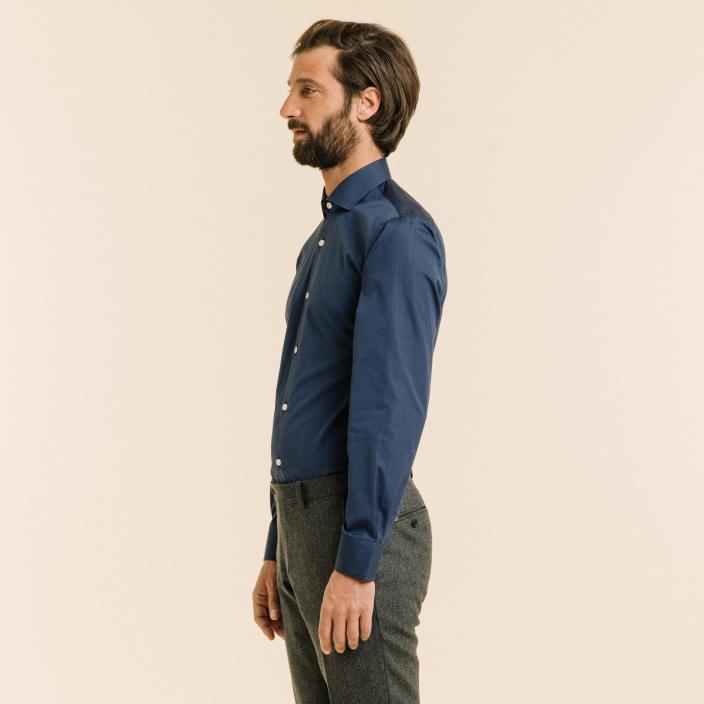 Midnight Blue Shirt