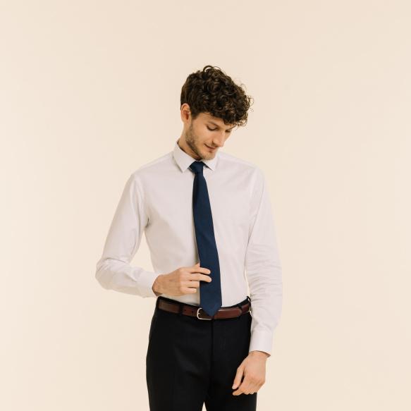 Midnight Blue Tie