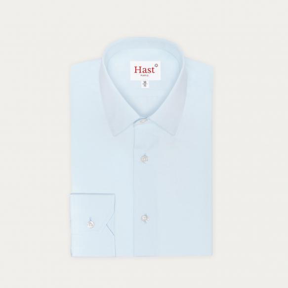 Extra-Slim Light Blue Shirt...