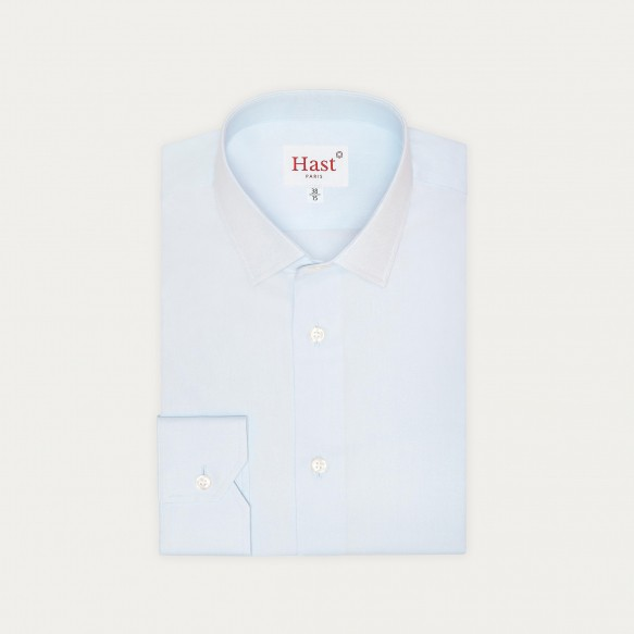 Extra-Slim Light Blue Shirt...