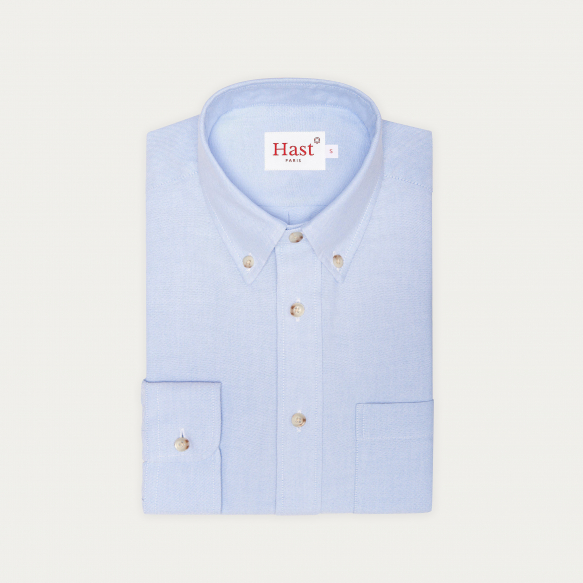 Light-Blue Casual Shirt