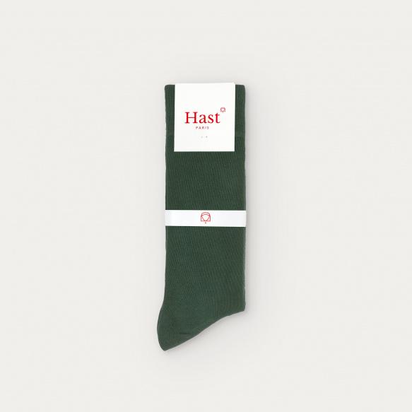 Green socks 7 pairs set