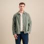 Sage green worker's jacket
