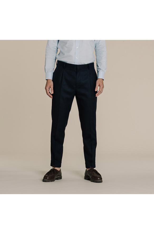 Pantalons flanelle