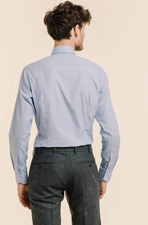 Chemises coupe cintrée